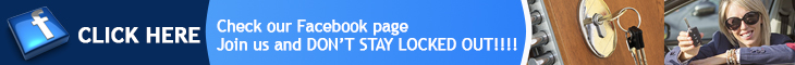 Join us on Facebook - Locksmith El Cajon